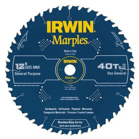 IRWIN Marples 12-in 40-Tooth Circular Saw Blade