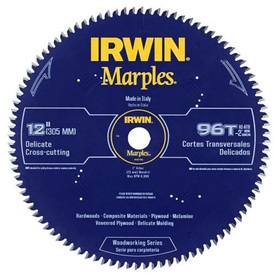 IRWIN Marples 12-in 96-Tooth Circular Saw Blade