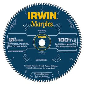 IRWIN Marples 12-in 100-Tooth Circular Saw Blade