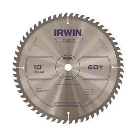 IRWIN Classic 10-in Circular Saw Blade