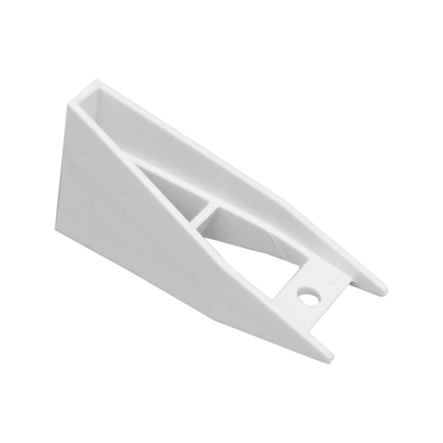 Shop Genova Pvc Gutter Bracket At Lowes Com