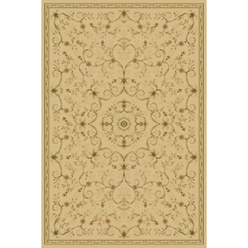 Natco Interlude Rectangular Indoor Woven Area Rug (Common: 8 x 10; Actual: 94-in W x 118-in L)