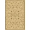 Natco Interlude 94-in x 118-in Rectangular Cream/Beige/Almond Transitional Area Rug