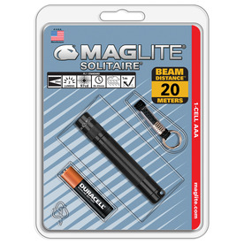 Maglite 2 -Lumens Incandescent Handheld Battery Flashlight