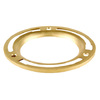 Oatey 4-in Dia. Brass Ring