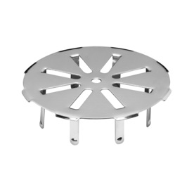 Oatey Fits Pipe Size 2-in Dia Stainless Steel Strainer