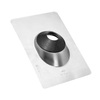 Oatey No-Calk Flashing 11-in x 14.5-in Aluminum Step Flashing