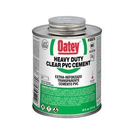 Oatey 16-fl oz LO-VOC PVC Cement