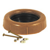 Oatey Johni-Ring Jumbo Reinforced with Bolts Toilet Wax Ring