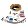 Oatey With Sleeve and Bolts Toilet Wax Ring