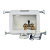 Oatey Single-Lever Copper Sweat Washing Machine Outlet Box