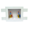 Oatey Quarter-Turn Ball Valve Copper Sweat Washing Machine Outlet Box