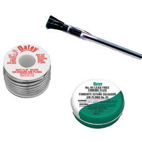 Oatey 3-Pack 1 fl oz Tinning Soldering Flux
