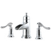 Pfister Ashfield 2-Handle Widespread WaterSense Bathroom Faucet (Drain Included)