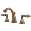 Pfister Catalina Velvet Aged Bronze 2-Handle Widespread WaterSense Bathroom Sink Faucet (Drain Included)