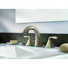 Pfister Selia Brushed Nickel 2-Handle Widespread WaterSense Bathroom Faucet (Drain Included)