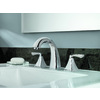 Pfister Selia Polished Chrome 2-Handle 4-in Centerset WaterSense Bathroom Sink Faucet (Drain Included)
