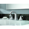 Pfister Selia Polished Chrome 2-Handle Widespread WaterSense Bathroom Faucet (Drain Included)