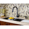 Pfister Wheaton Tuscan Bronze 1-Handle Pull-Down Kitchen Faucet
