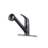 Pfister Pfirst Tuscan Bronze 1-Handle Pull-Out Kitchen Faucet