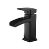 Pfister Kenzo 1-Handle Single Hole WaterSense Bathroom Faucet (Drain Included)