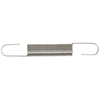 The Hillman Group 2-Pack 2-1/2-in Zinc-Plated Steel Window Screen Tension Springs