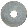 Blue Hawk 25-Count 1/2-in x 1-1/2-in Zinc-Plated Standard (SAE) Fender Washers