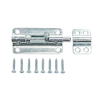 Gatehouse 4-in Steel Barrel Bolt