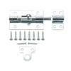 Gatehouse Extra Heavy Duty Zinc-Plated Barrel Bolt