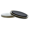 The Hillman Group 8-Pack 3.5-in and 7-in Round Reusable Plastic Carpet Sliders