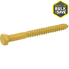 Deck Plus 5/16-in x 4-in Coated Steel Lag Bolt