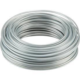 The Hillman Group 19 Gauge Galvanized Steel Wire
