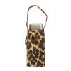 totes 6-in Leopard Manual Mini Umbrella