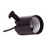 SERVALITE 660-Watt Phenolic Hard-Wired Lamp Socket