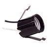 SERVALITE 250-Watt Black Hard-Wired Light Socket