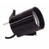 SERVALITE 250-Watt Black Hard-Wired Lamp Socket