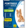 Adams 3-Pack 0.069-oz Flea and Tick Topical Liquid for Dogs