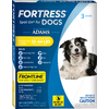 Adams 3-Pack 0.135-oz Flea and Tick Topical Liquid for Dogs
