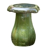 BirdBrain 18.2-in H Mushroom Garden Statue