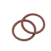 BrassCraft 2-Pack 5/8-in Fiber Cap Thread Gasket