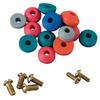 BrassCraft 18-Pack 1/8-in Rubber Assorted
