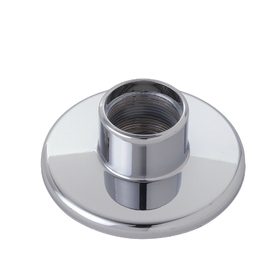 Streamway 2-3/4-in x 1-in Chrome Deep Flange