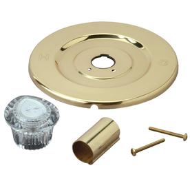 BrassCraft Brass Tub/Shower Trim Kit
