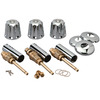 BrassCraft Tub and Shower Installation Kit for Pipe