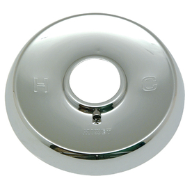 Mixet 4-1/2&#034; Chrome Shallow Flange