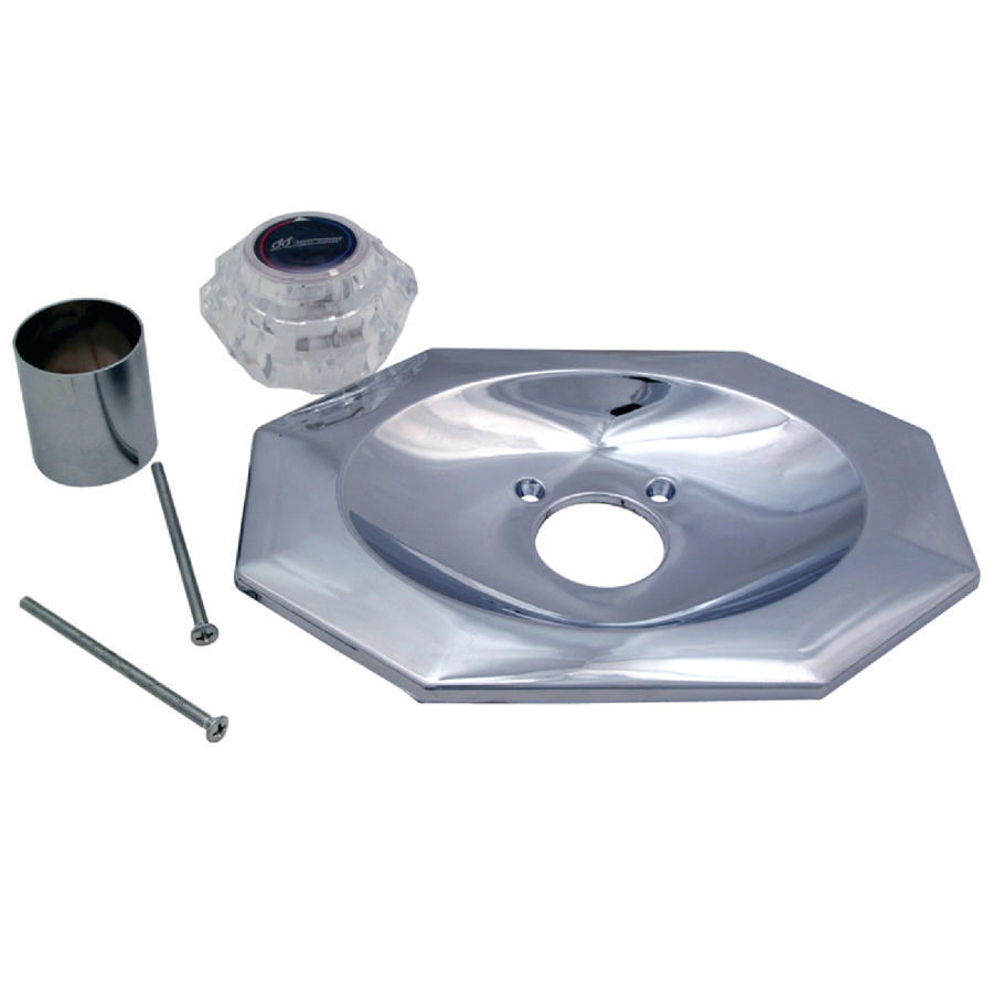 Shop Pfister Chrome Tub Shower Trim Kit At Lowes Com