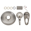 BrassCraft Nickel Tub/Shower Trim Kit