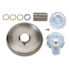 Mixet Nickel Tub/Shower Trim Kit