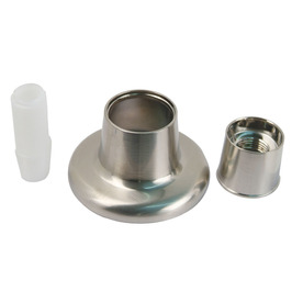 BrassCraft 2-3/4&#034; Brushed Nickel Deep Flange