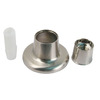 BrassCraft 2-3/4-in Brushed Nickel Deep Flange